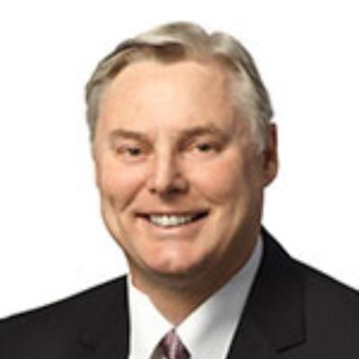 Picture of Garth Warner, CEO of Servus Credit Union