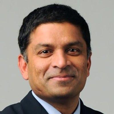 Picture of Vivek Sankaran, CEO of Albertsons