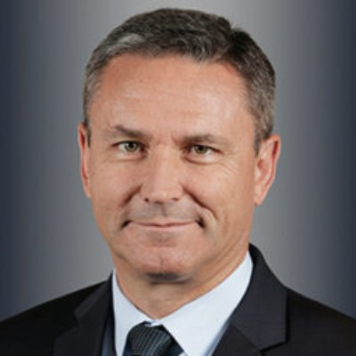 Picture of Éric Béranger, CEO of MBDA