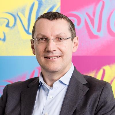 Picture of Dr. Karl-Martin Schellerer, CEO of Vinnolit GmbH & Co. KG