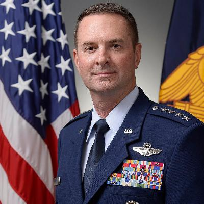 Picture of General Joseph L. Lengyel, CEO of Army National Guard