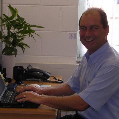 Picture of Adrian Roper, CEO of Cartrefi Cymru