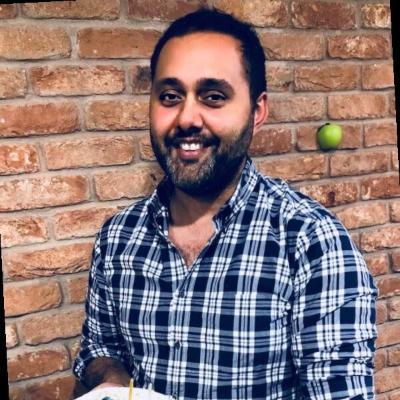 Picture of Krishnan Doyle, CEO of COREcruitment