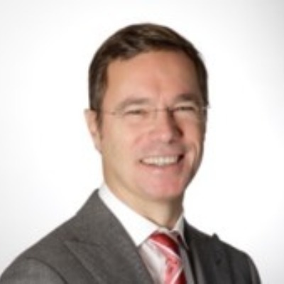 Picture of Marc Oursin, CEO of Shurgard