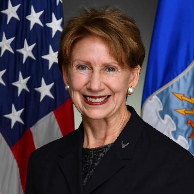 Picture of U.S. Secretary of the Air Force Barbara M. Barrett, CEO of U.S. Air Force