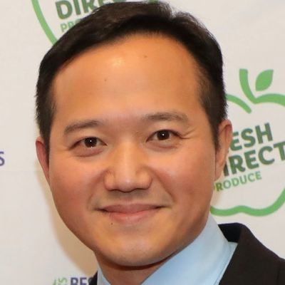 Picture of Davis Yung, CEO of Fresh Direct Produce