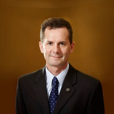 Headshot of Steve Orr, CEO of Shawcor