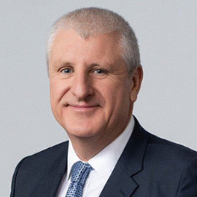 Picture of Ian L. Edwards, CEO of SNC-Lavalin