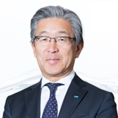 Picture of 渡辺 元, CEO of 渡辺パイプ株式会社