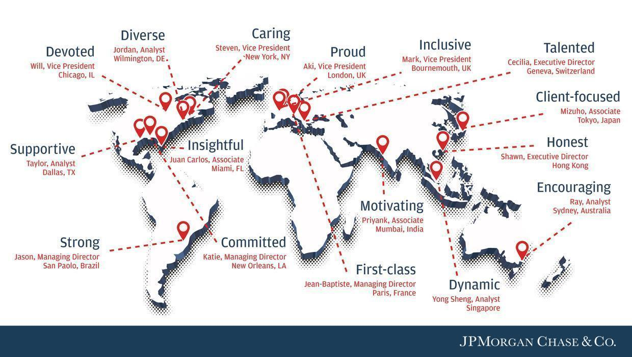 JPMorgan Chase Mission, Benefits, and Work Culture | Indeed com