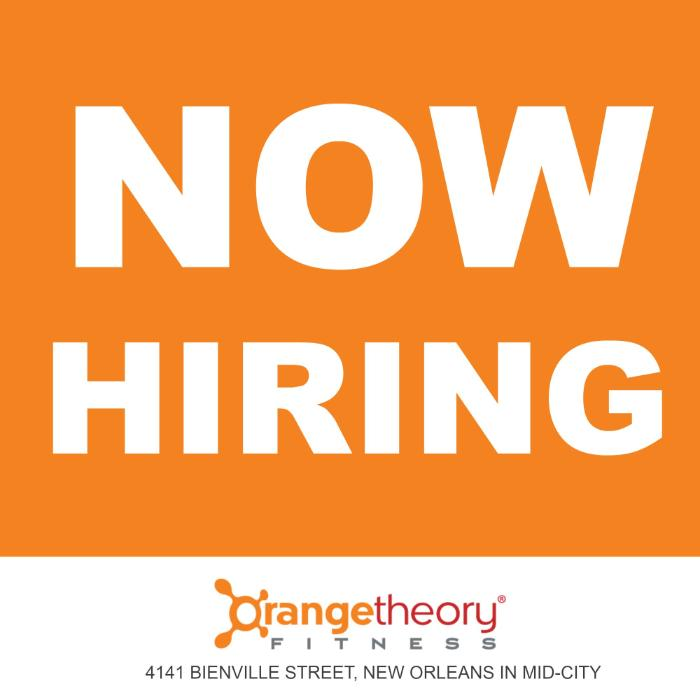 Orangetheory Fitness New Orleans Careers And Employment