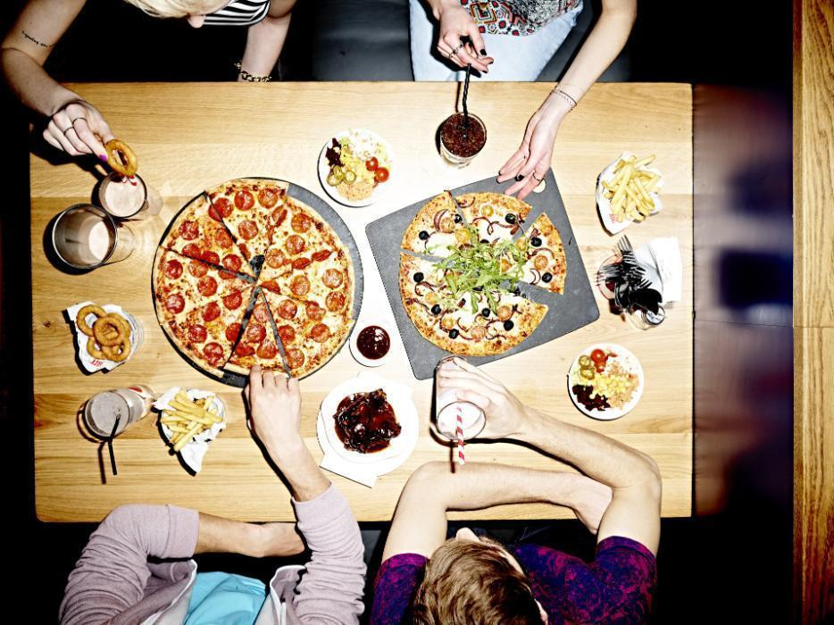 pizza rush campaign Menu 5 lessons from domino's comeback don't be in a rush even as domino's same-store sales were surging following the we-improved-our-pizza campaign.