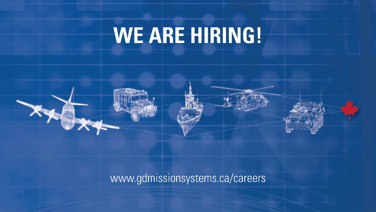 General Dynamics Mission Systems Canada Mission, Benefits