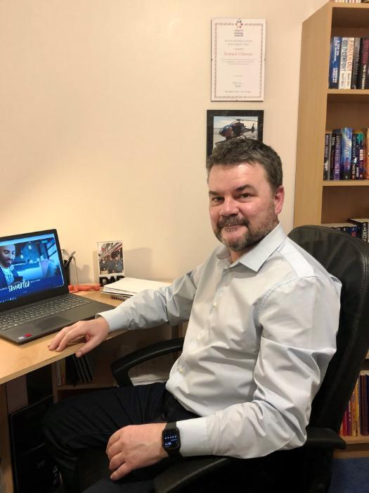 Ray Williamson joins NRG Executive Search& Selection