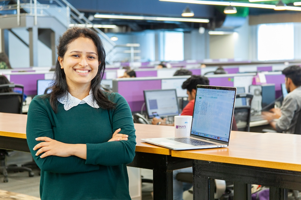 Employees are valued at BYJU'S. Diversity and Inclusion are important to us.