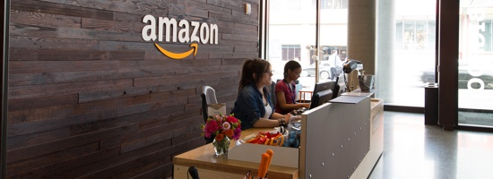 Learn More About Working At Amazon