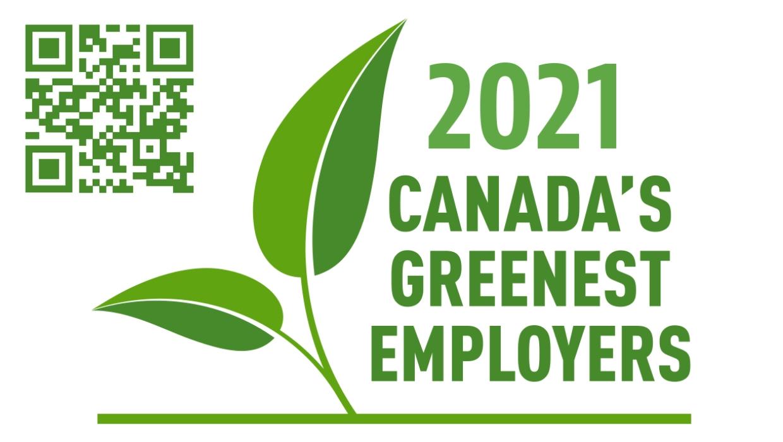 Aramark is Canada's Greenest Employers. Learn more here: https://www.aramark.ca/sustainability