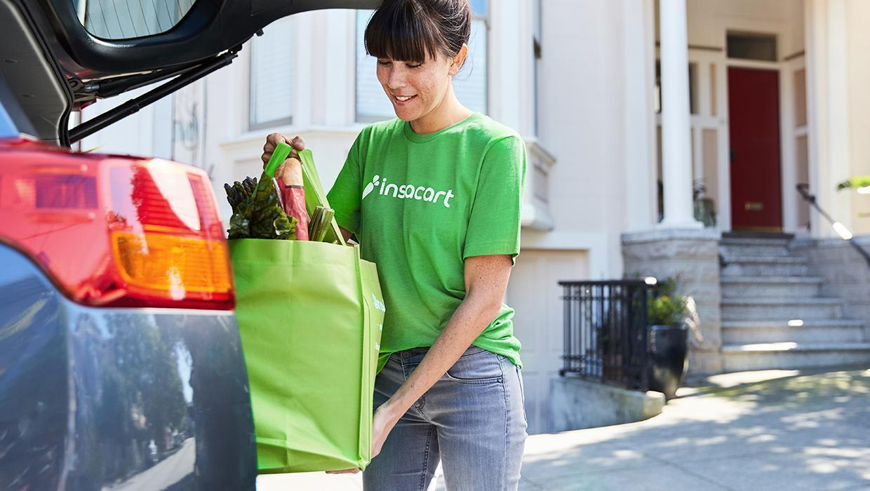 instacart shoppers mission  benefits  and work culture