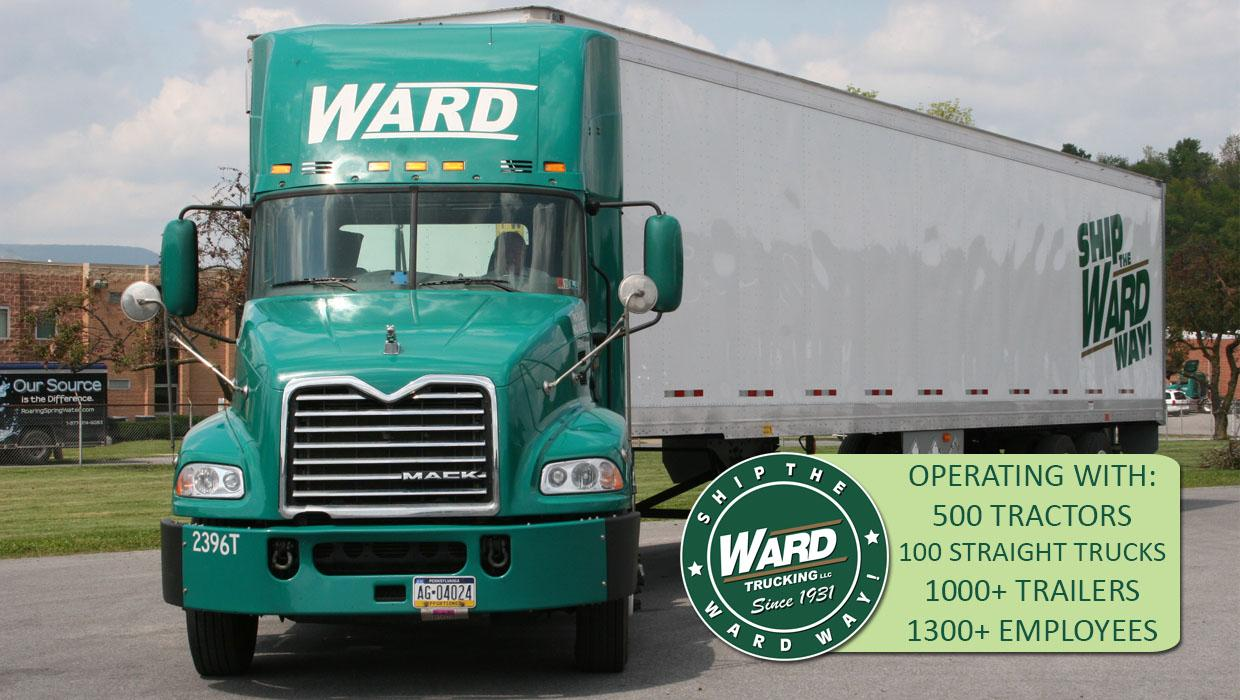 ward trucking careers and employment