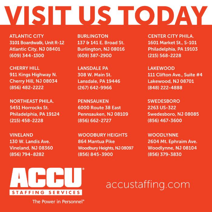 accu staffing services careers and employment