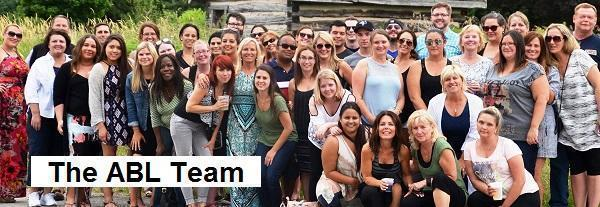 Our team photo at our Summer Picnic gathering in 2016