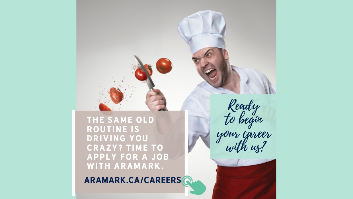 aramark careers and employment