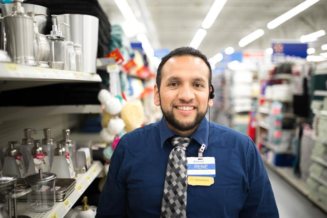 co manager walmart salary