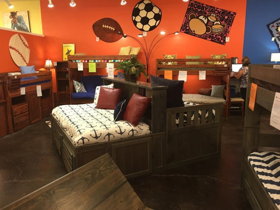 Charming Kidzone Furniture Is A Family Owned Kids Furniture, And Mattress Store  Based In Oklahoma City, OK. Since 2001, Kidzone Furniture Has Served  Customers In ...