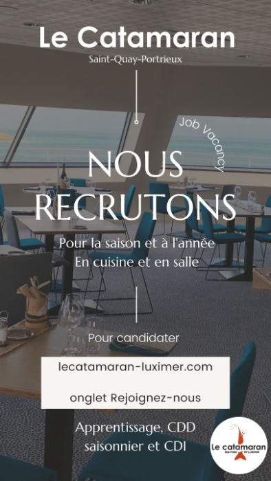 Le Catamaran propose tous types de contrats