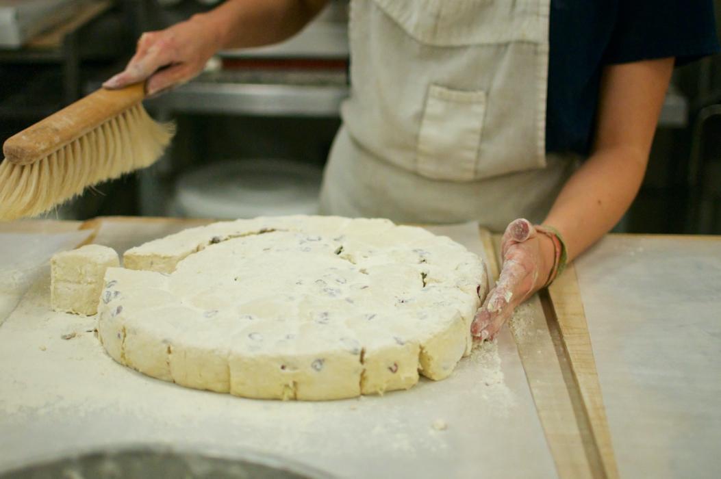 Little Notch Bakery pastry maker