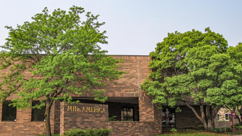 Brown Office Building in Minneapolis