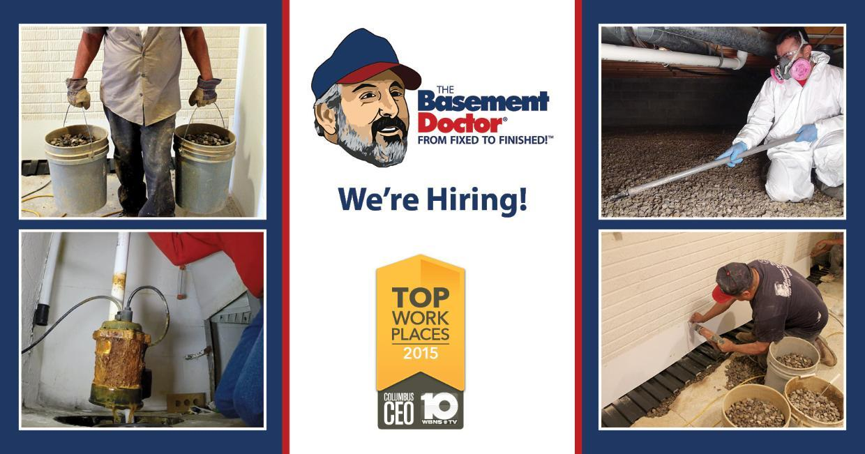 the basement doctor careers and employment