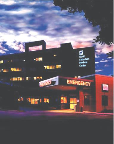 North Suburban Medical Center Mission Benefits And Work