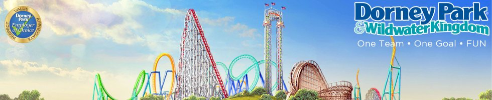 Working At Dorney Park Amp Wildwater Kingdom 296 Reviews