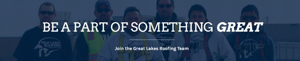 Working At Great Lakes Roofing Corporation Employee