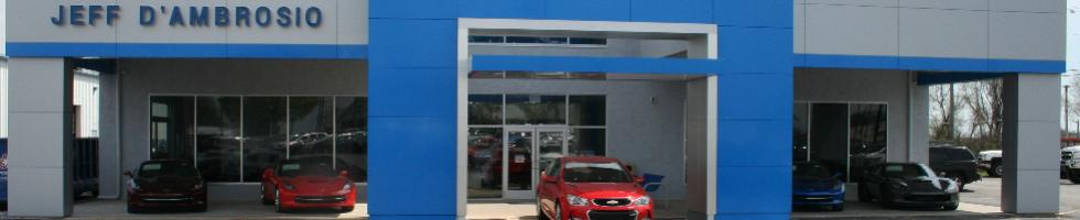 Jeff D'Ambrosio Chevrolet Careers and Employt | Indeed.com