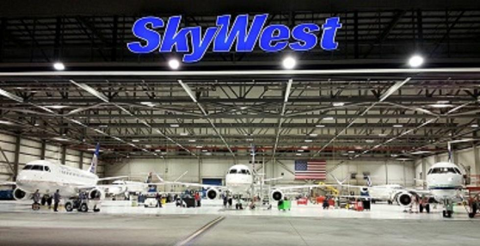 skywest airlines salaries in the united states