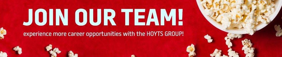 Jobs At The HOYTS Group