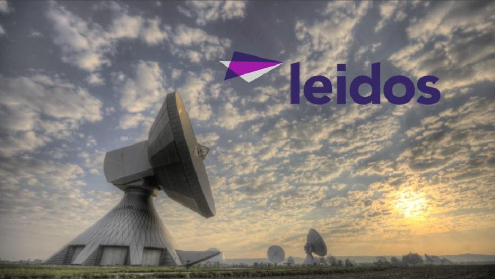 leidos salaries in the united states