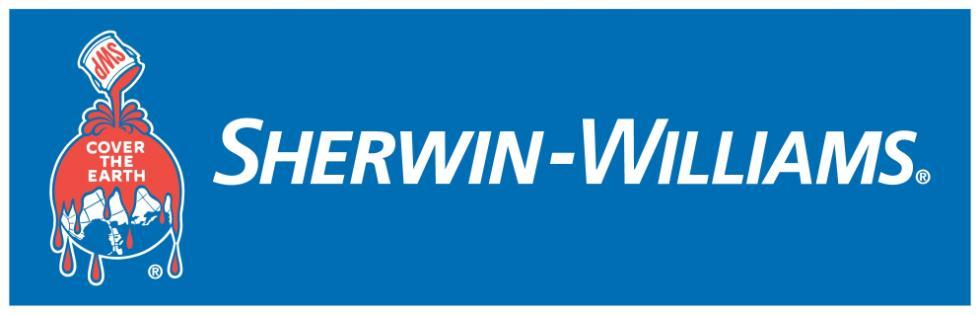 Language Selector  SherwinWilliams