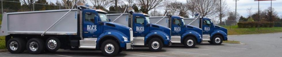 working at blue max trucking  employee reviews
