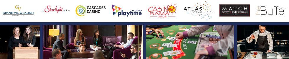 Working at Gateway Casinos & Entertainment Ltd : 174 Reviews