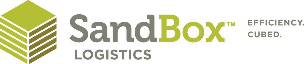 Working at SandBox Logistics in Oklahoma City, OK: Employee