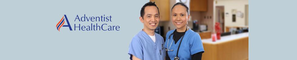 jobs at adventist healthcare