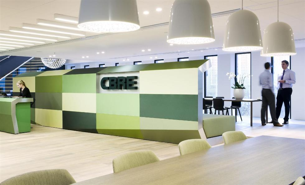 CBRE Salaries In The United States