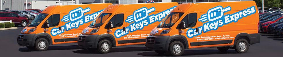 car keys express backtrack
