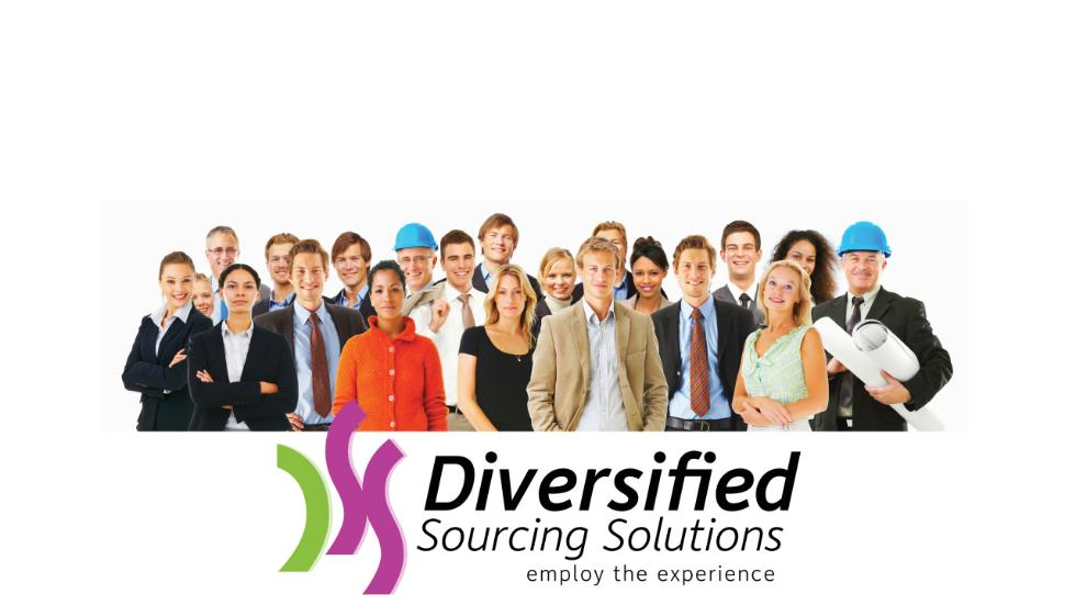 working at diversified sourcing solutions  employee