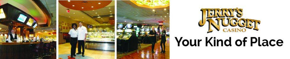 Nugget casino jobs sahara casino comedy stop