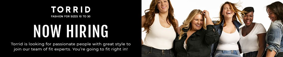 0dc14542aec Questions and Answers about Working at Torrid