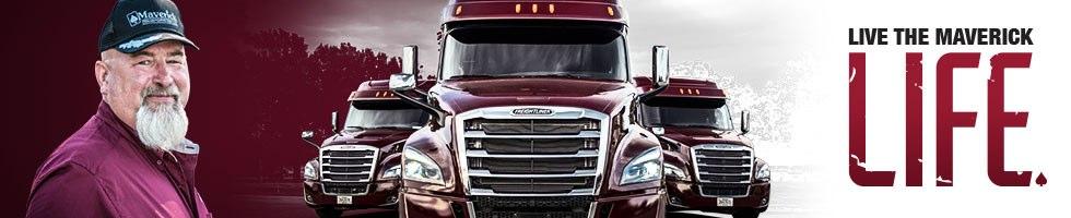 Working at Maverick Transportation: 170 Reviews | Indeed com